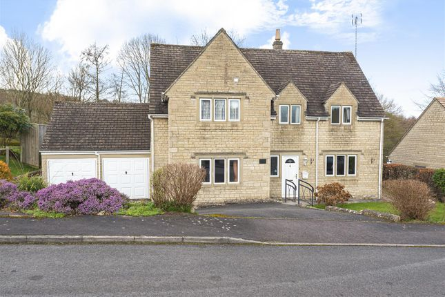 Detached house for sale in Lawns Park, North Woodchester, Stroud