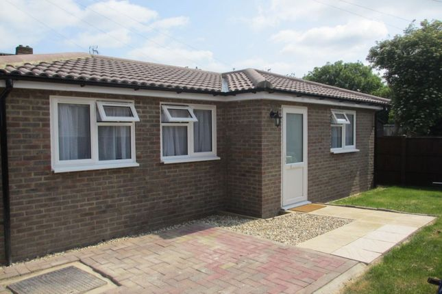 Thumbnail Bungalow to rent in Shephall View, Stevenage