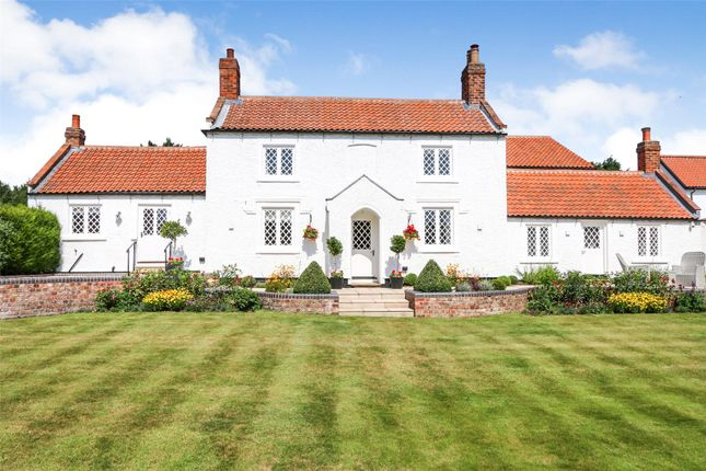Thumbnail Detached house for sale in West Ella Road, West Ella, Hull, East Yorkshire
