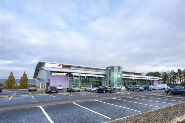 Thumbnail Office for sale in 123, Westerhill Road, Bishopbriggs, Glasgow, Scotland