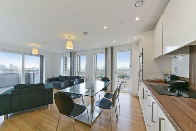 Thumbnail Flat to rent in Ivy Point, No 1 The Avenue, Bow