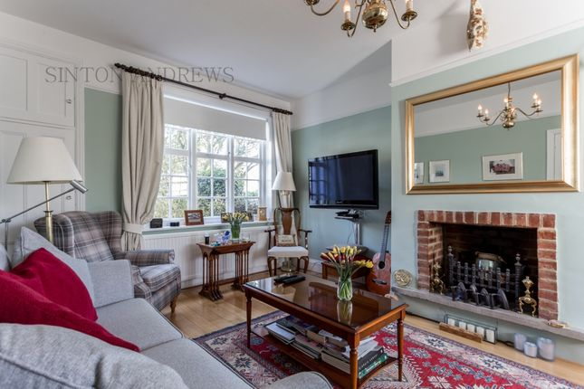 Sitting Room of Neville Road, Ealing W5