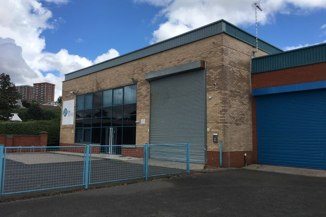 Thumbnail Warehouse to let in Dunrobin Court, Clydebank Business Park, Clydebank