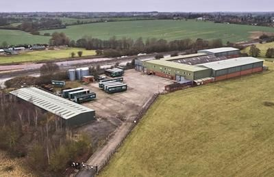 Thumbnail Light industrial for sale in 37, Finedon Station Rd, Isham, Northamptonshire