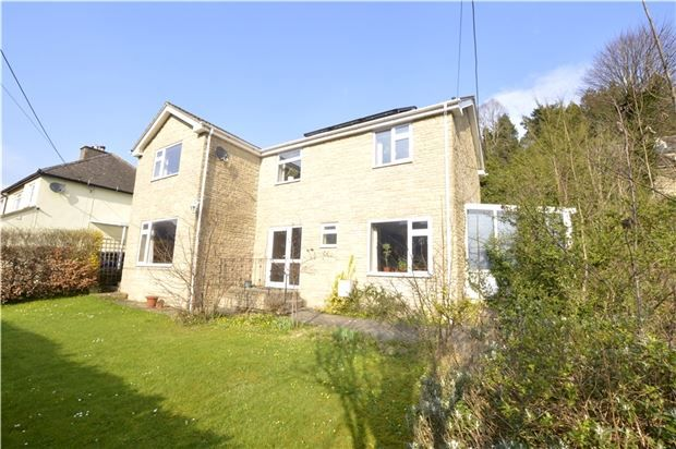 Thumbnail Detached house for sale in Great Orchard, Thrupp, Stroud, Gloucestershire