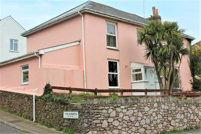 Thumbnail Detached house for sale in Totnes Road, Paignton