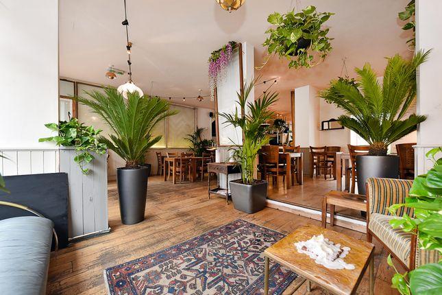 Thumbnail Restaurant/cafe to let in Hackney Road, Cambridge Heath, Hackney, London