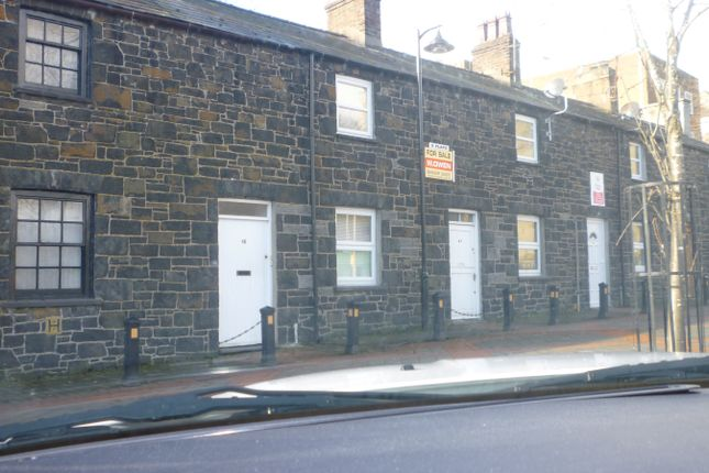 Thumbnail Flat to rent in Glanrafon, Bangor
