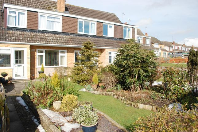 Thumbnail Semi-detached house for sale in Hadrians Walk, Alcester