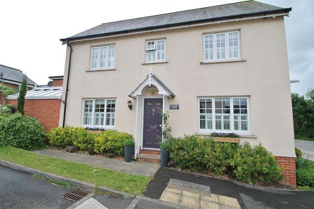Thumbnail Detached house for sale in Overton Hill, Overton, Basingstoke