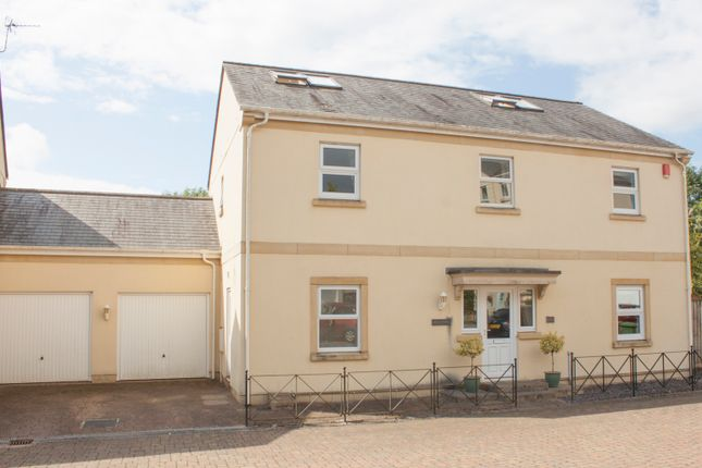 Thumbnail Link-detached house for sale in Aberdeen Avenue, Manadon Park, Plymouth