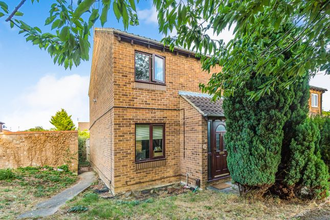 Thumbnail End terrace house to rent in Chilcombe Way, Lower Earley, Reading