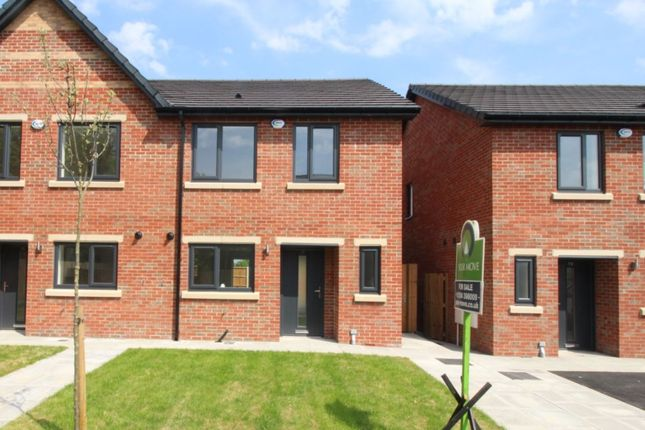 Thumbnail Semi-detached house for sale in Hulton Meadows, Bolton