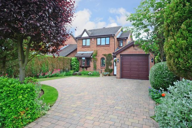 Thumbnail Detached house for sale in Castleton Road, Lightwood