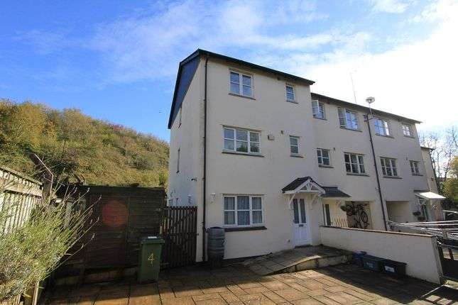 Thumbnail End terrace house for sale in Holne Court, Church Street, Buckfastleigh