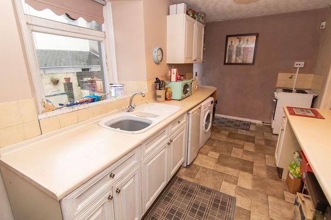 Thumbnail Terraced house for sale in Glamorgan Street, Brynmawr, Ebbw Vale