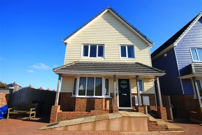 Thumbnail Detached house for sale in Amsterdam Way, St Leonards-On-Sea, East Sussex