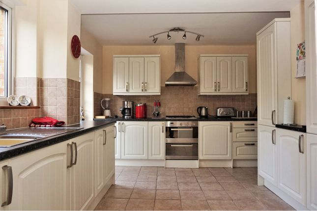Thumbnail End terrace house for sale in Saffory Close, Leigh-On-Sea