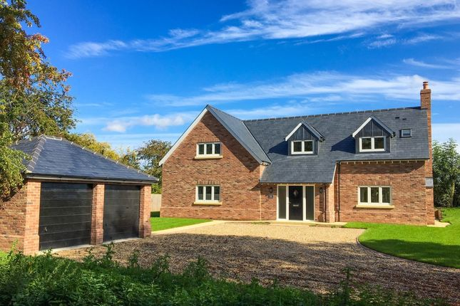 Thumbnail Detached house for sale in Pound Green, Cowlinge, Newmarket