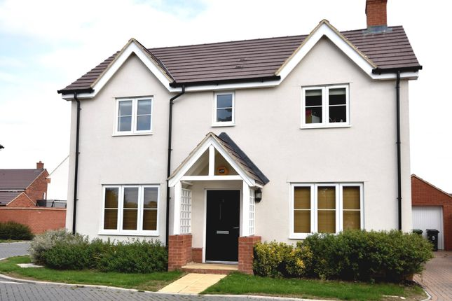 Thumbnail Detached house for sale in Elder Close, Didcot