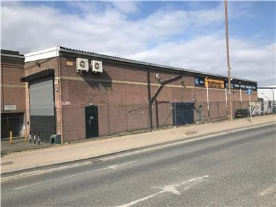 Thumbnail Industrial to let in Meridian Trading Estate, Bugsby's Way, Charlton, London