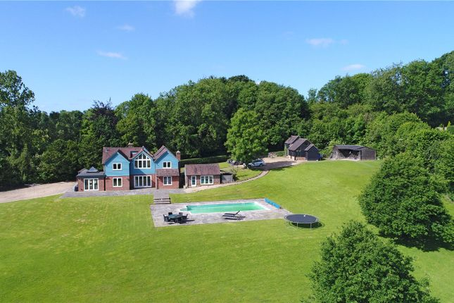 Thumbnail Detached house for sale in Cackle Street, Nutley, East Sussex