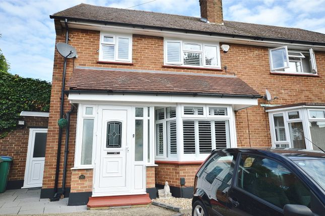 3 bed semi-detached house for sale in Hope Green, Garston, Hertfordshire