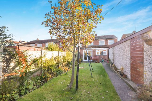Thumbnail Semi-detached house for sale in Highthorn Road, Huntington, York