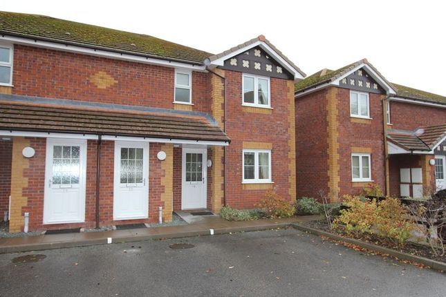 Thumbnail Flat to rent in Boughton Avenue, Rhyl