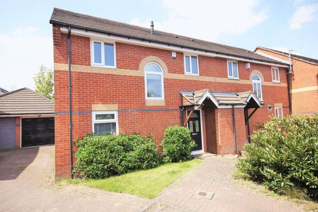 Thumbnail End terrace house for sale in Sovereign Way, Moseley, Birmingham
