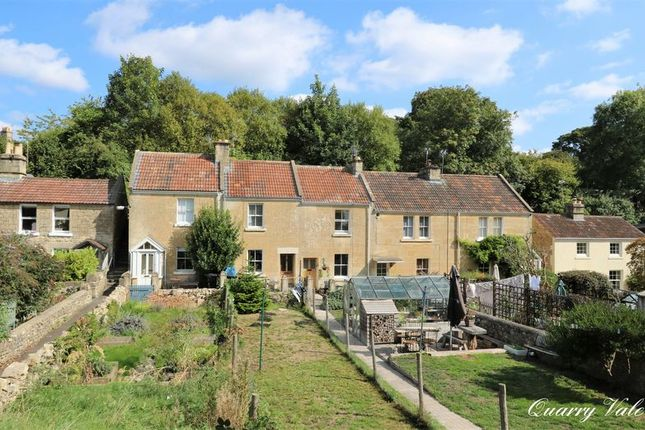 Thumbnail Cottage for sale in Quarry Vale, Combe Down, Bath