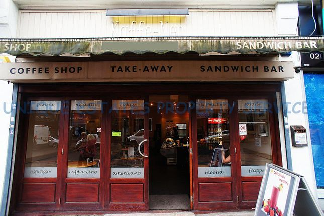 Retail premises for sale in Tavistock Place, Chase Side, London
