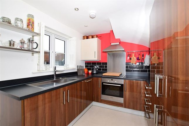 Thumbnail Flat for sale in Hambrook Road, Holborough Lakes, Kent