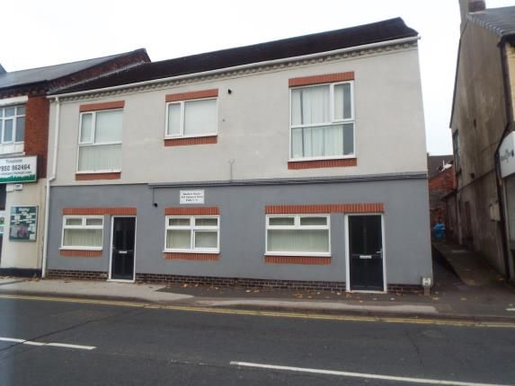 Thumbnail Flat for sale in Cannock Road, Hednesford, Cannock, Staffordshire