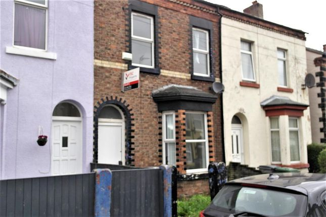 Thumbnail Terraced house to rent in Seafield Road, New Ferry, Birkenhead