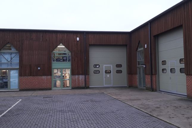 Thumbnail Industrial to let in Unit 5 Eastlands Boatyard, Swanwick, Southampton