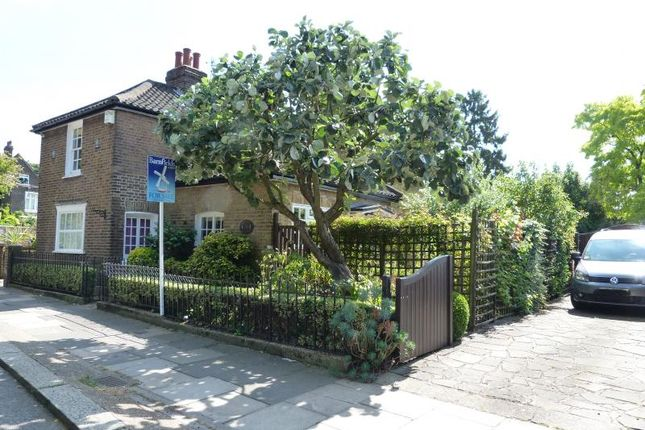 Thumbnail Detached house for sale in Forty Hill, Enfield