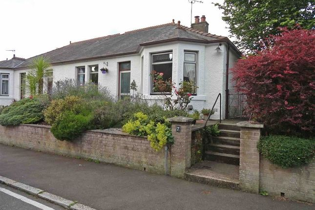 2 bed semi-detached bungalow for sale in Cardoness Street, Dumfries