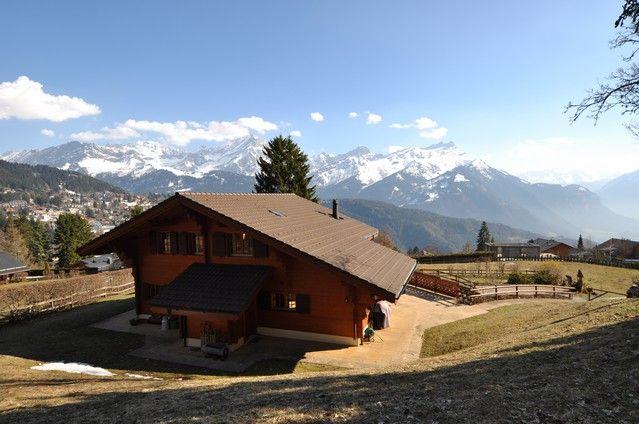 Thumbnail Cottage for sale in Chesieres, Villars Sur Ollon, Vaud, Switzerland