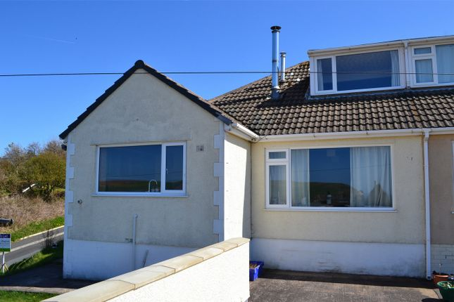 Thumbnail Semi-detached bungalow to rent in Outrigg Close, St Bees, Cumbria