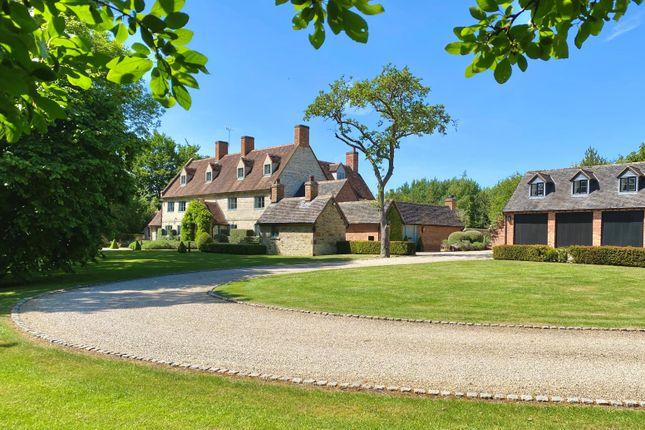 Thumbnail Detached house for sale in Pillerton Hersey, Warwick, Warwickshire