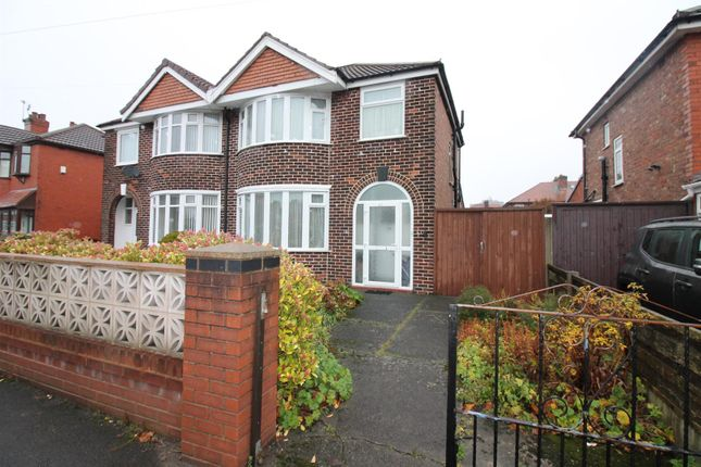 3 bed semi-detached house for sale in Abingdon Road, Urmston, Manchester