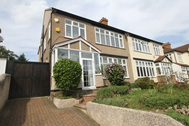Thumbnail Semi-detached house for sale in Woodbastwick Road, London