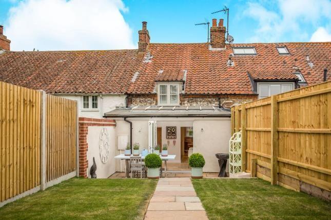 Thumbnail Terraced house for sale in Burnham Market, King's Lynn, Norfolk