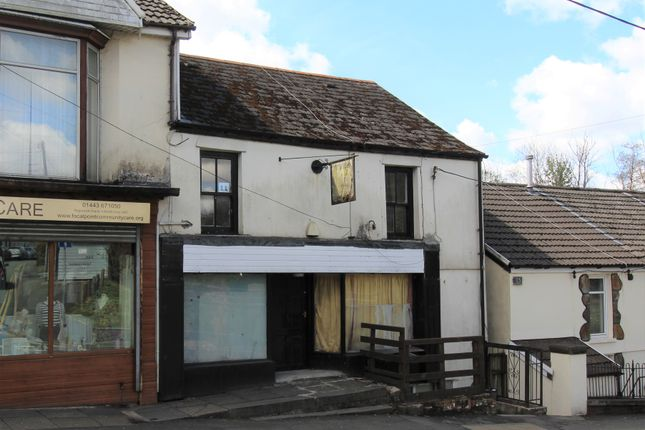 Terraced house for sale in Waunrhydd Road, Tonyrefail, Porth