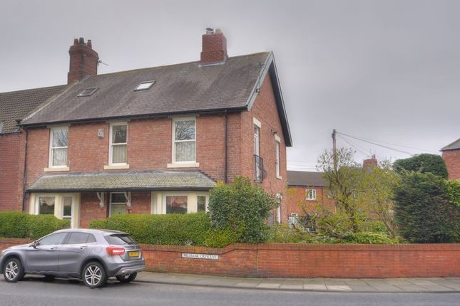 Thumbnail Terraced house for sale in Millbank Crescent, Bedlington