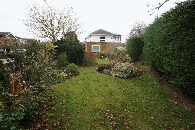 Thumbnail Detached house for sale in Church Parade, Canvey Island