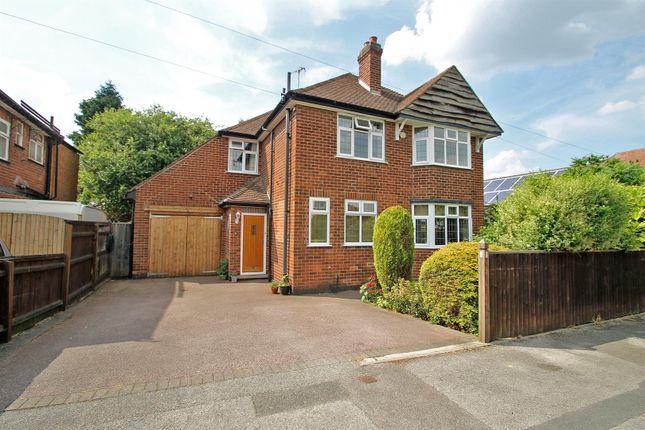 Thumbnail Detached house for sale in Castleton Avenue, Arnold, Nottingham