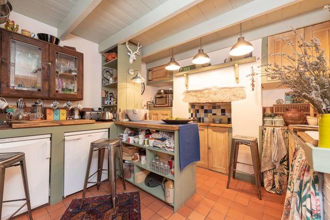 Kitchen of Edward Street, Tuckingmill, Camborne TR14
