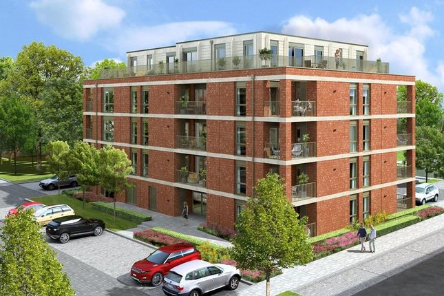 "Thumbnail Flat for sale in ""Harlequin House"" at Bishopthorpe Road, York"
